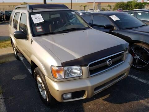 2003 Nissan Pathfinder for sale at Glory Auto Sales LTD in Reynoldsburg OH