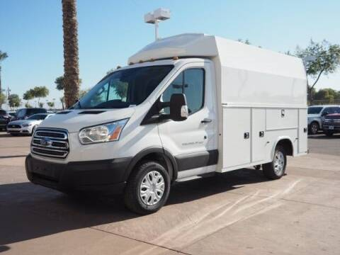 2019 Ford Transit Cutaway for sale at AZ WORK TRUCKS AND VANS in Mesa AZ
