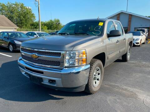 2012 Chevrolet Silverado 1500 for sale at Royal Auto Inc. in Columbus OH