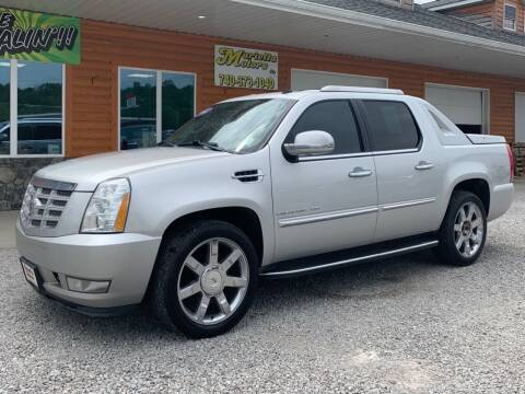 2011 Cadillac Escalade EXT for sale at MARIETTA MOTORS LLC in Marietta OH