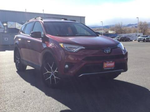 2018 Toyota RAV4 for sale at Rocky Mountain Commercial Trucks in Casper WY