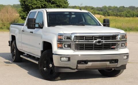 2014 Chevrolet Silverado 1500 for sale at Big O Auto LLC in Omaha NE