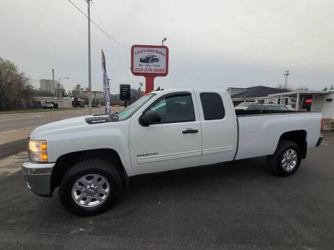 2012 Chevrolet Silverado 2500HD for sale at Ford's Auto Sales in Kingsport TN