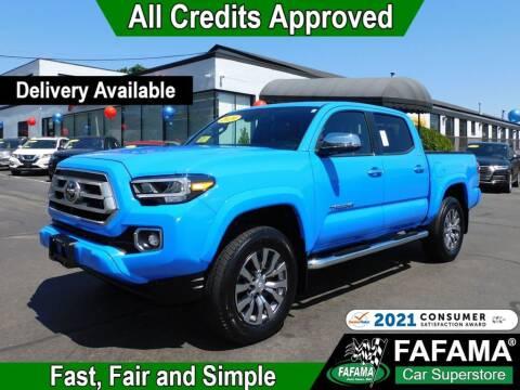 2020 Toyota Tacoma for sale at FAFAMA AUTO SALES Inc in Milford MA