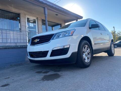 2013 Chevrolet Traverse for sale at Auto Start in Oklahoma City OK