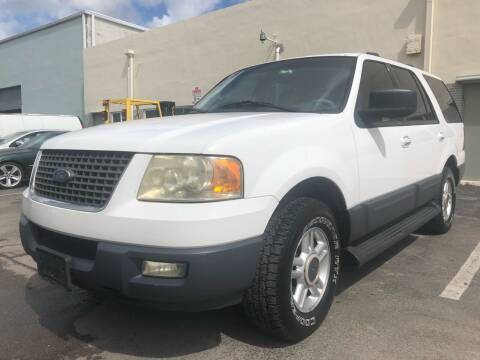 2003 Ford Expedition for sale at Eden Cars Inc in Hollywood FL
