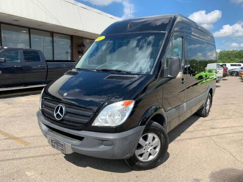 2011 Mercedes-Benz Sprinter Passenger for sale at Auto Mall of Springfield in Springfield IL