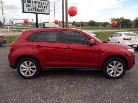 2013 Mitsubishi Outlander Sport for sale at Automart 150 in Council Bluffs IA