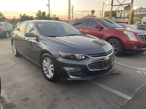 2018 Chevrolet Malibu for sale at Delux Motors in Inglewood CA