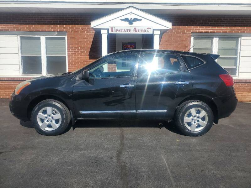 2011 Nissan Rogue for sale at UPSTATE AUTO INC in Germantown NY