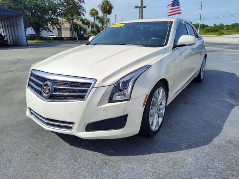 2014 Cadillac ATS for sale at BC Motors PSL in West Palm Beach FL