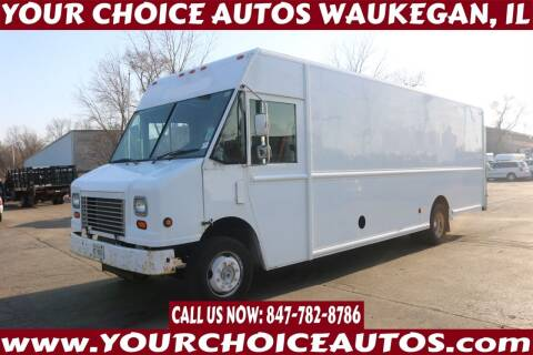 2007 Freightliner MT45 Chassis for sale at Your Choice Autos - Waukegan in Waukegan IL