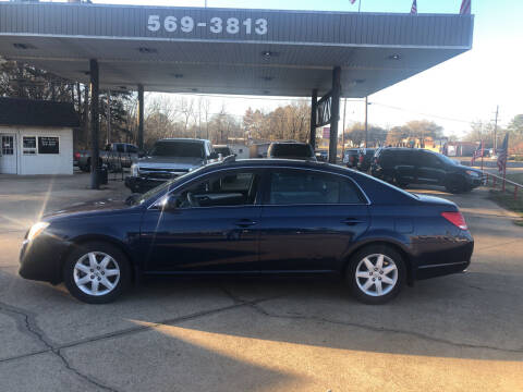 2006 Toyota Avalon for sale at BOB SMITH AUTO SALES in Mineola TX