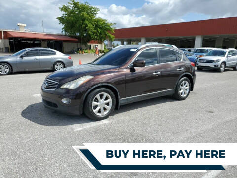 2010 Infiniti EX35 for sale at Best Auto Deal N Drive in Hollywood FL