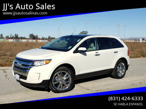 2011 Ford Edge for sale at JJ's Auto Sales in Salinas CA