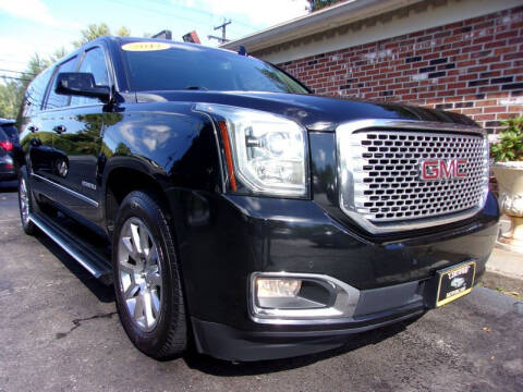 2017 GMC Yukon XL for sale at Certified Motorcars LLC in Franklin NH