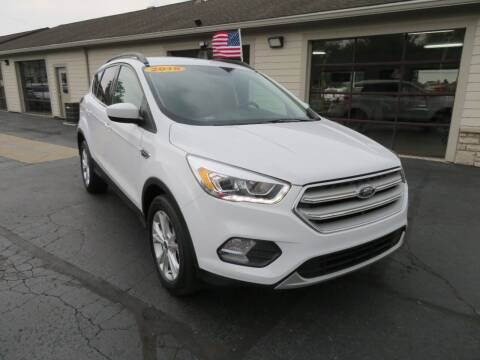 2019 Ford Escape for sale at Tri-County Pre-Owned Superstore in Reynoldsburg OH
