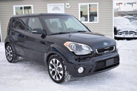 2012 Kia Soul for sale at Alaska Best Choice Auto Sales in Anchorage AK