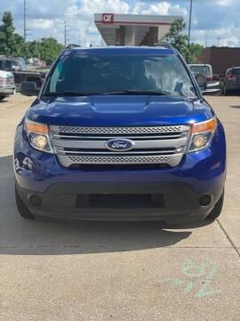 2013 Ford Explorer for sale at D & J's Automotive Sales LLC in Olathe KS