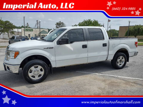 2012 Ford F-150 for sale at Imperial Auto, LLC - Imperial Auto Of Slater in Slater MO