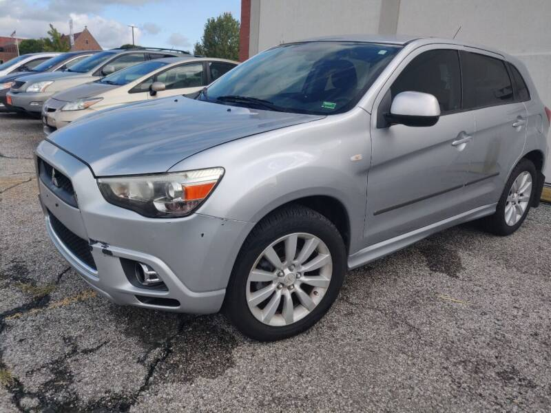 2011 Mitsubishi Outlander Sport for sale at AA Auto Sales LLC in Columbia MO