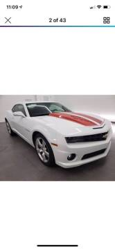 2010 Chevrolet Camaro for sale at SMS Motorsports LLC in Cortland NY