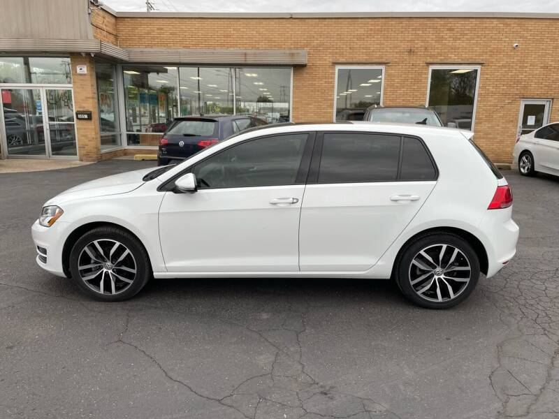 2015 Volkswagen Golf for sale at Auto Sport INC in Grand Rapids MI