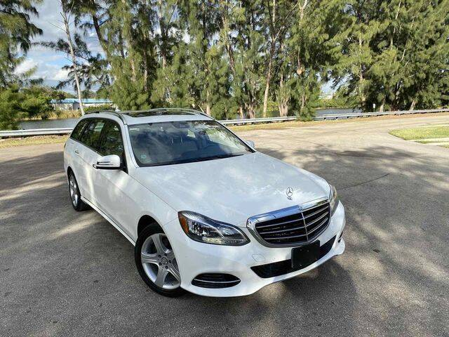2014 Mercedes-Benz E-Class for sale at Exclusive Impex Inc in Davie FL