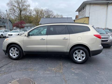 2010 Chevrolet Traverse for sale at E & A Auto Sales in Warren OH