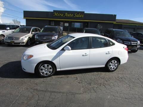2007 Hyundai Elantra for sale at MIRA AUTO SALES in Cincinnati OH