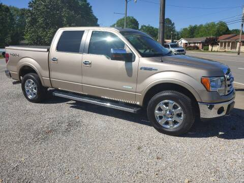 2013 Ford F-150 for sale at VAUGHN'S USED CARS in Guin AL
