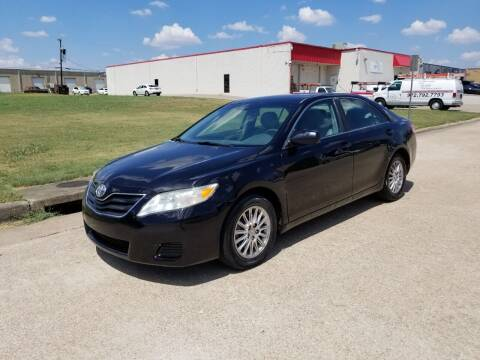 2010 Toyota Camry for sale at Image Auto Sales in Dallas TX