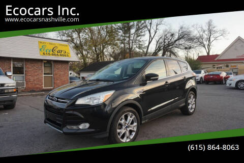 2013 Ford Escape for sale at Ecocars Inc. in Nashville TN