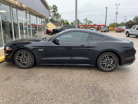 2019 Ford Mustang for sale at SS Auto Pro of Grand Rapids in Kentwood MI