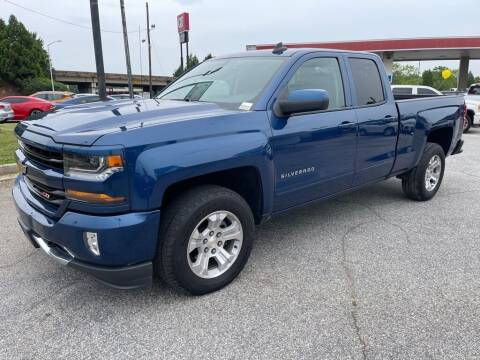2018 Chevrolet Silverado 1500 for sale at Modern Automotive in Boiling Springs SC