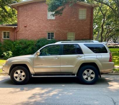 2004 Toyota 4Runner for sale at Carz Of Texas Auto Sales in San Antonio TX