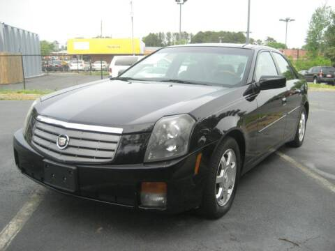 2003 Cadillac CTS for sale at Roswell Auto Imports in Austell GA