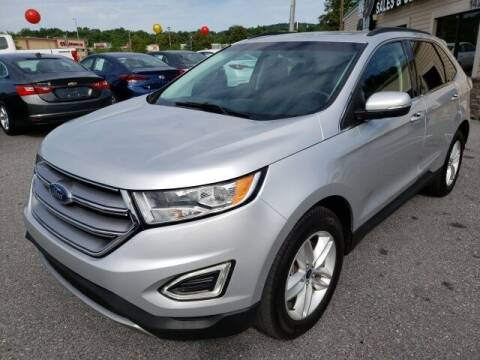 2016 Ford Edge for sale at Hi-Lo Auto Sales in Frederick MD