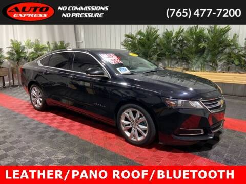 2016 Chevrolet Impala for sale at Auto Express in Lafayette IN