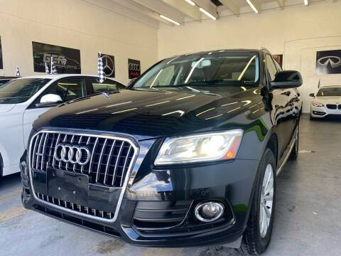 2014 Audi Q5 for sale at GCR MOTORSPORTS in Hollywood FL