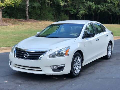 2015 Nissan Altima for sale at Top Notch Luxury Motors in Decatur GA