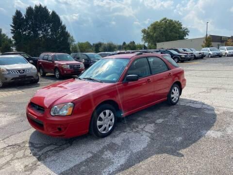 2004 Subaru Impreza for sale at US5 Auto Sales in Shippensburg PA