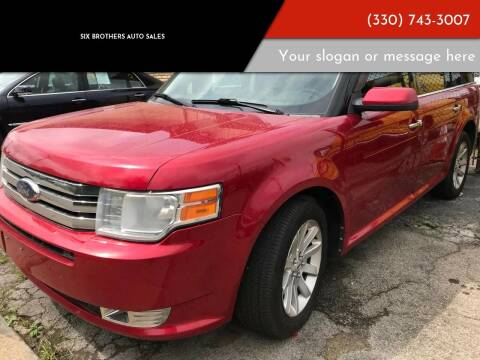 2010 Ford Flex for sale at Six Brothers Auto Sales in Youngstown OH