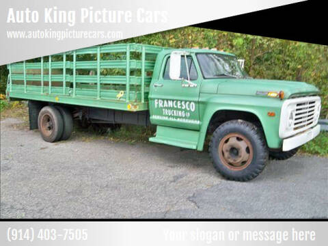 1972 Ford 600 Rack Body for sale at Auto King Picture Cars - Rental in Westchester County NY