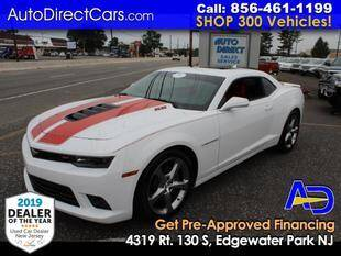 2014 Chevrolet Camaro for sale at Auto Direct Trucks.com in Edgewater Park NJ