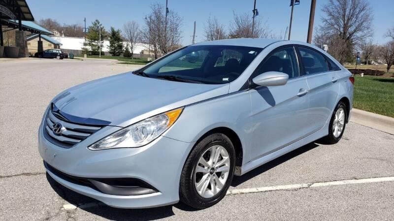 2014 Hyundai Sonata for sale at Nationwide Auto in Merriam KS