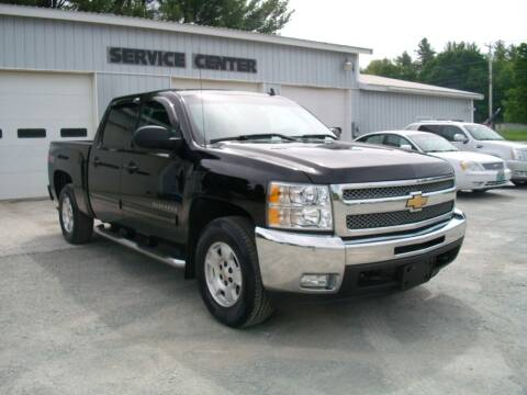 2012 Chevrolet Silverado 1500 for sale at Castleton Motors LLC in Castleton VT