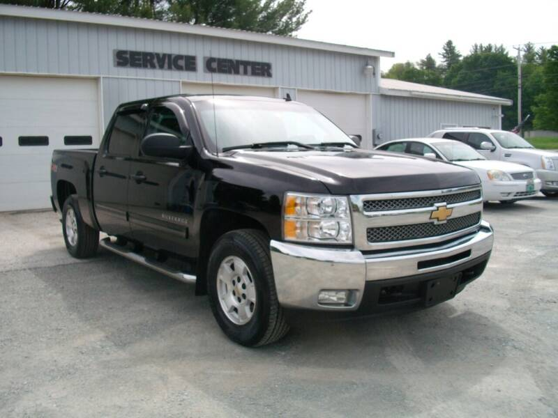 2012 Chevrolet Silverado 1500 for sale at Castleton Motors LLC in Castleton VT