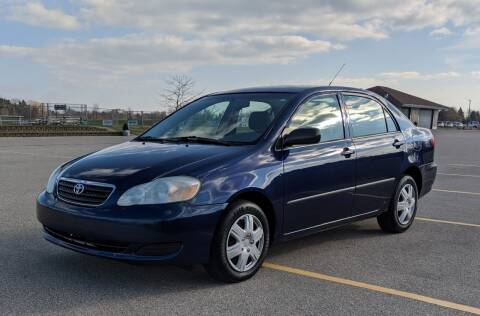 2005 Toyota Corolla for sale at Budget City Auto Sales LLC in Racine WI