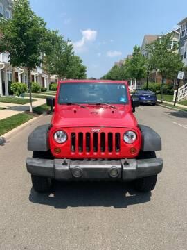 2008 Jeep Wrangler for sale at Pak1 Trading LLC in South Hackensack NJ